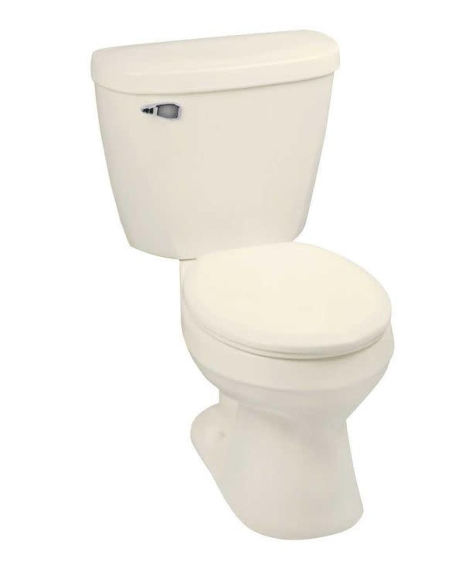 Mansfield Mansfield Summit 1.28 RH Round Toilet- Bone