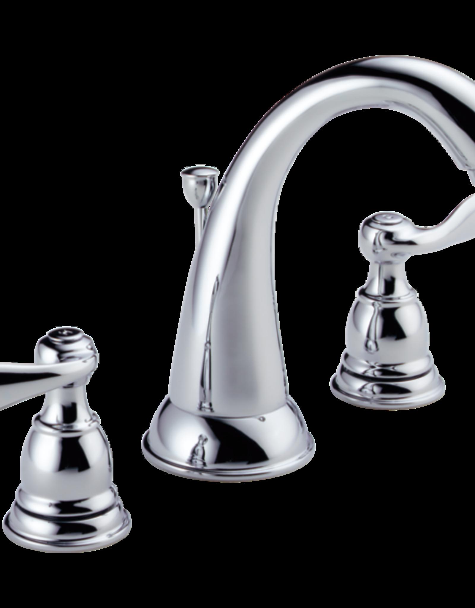 "Peerless 8""cc Chrome Lav Faucet"