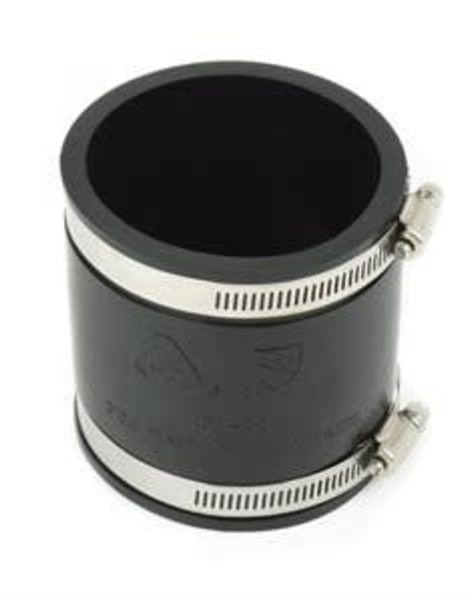 """3"""" Pipe x Socket Rubber Coupling"""