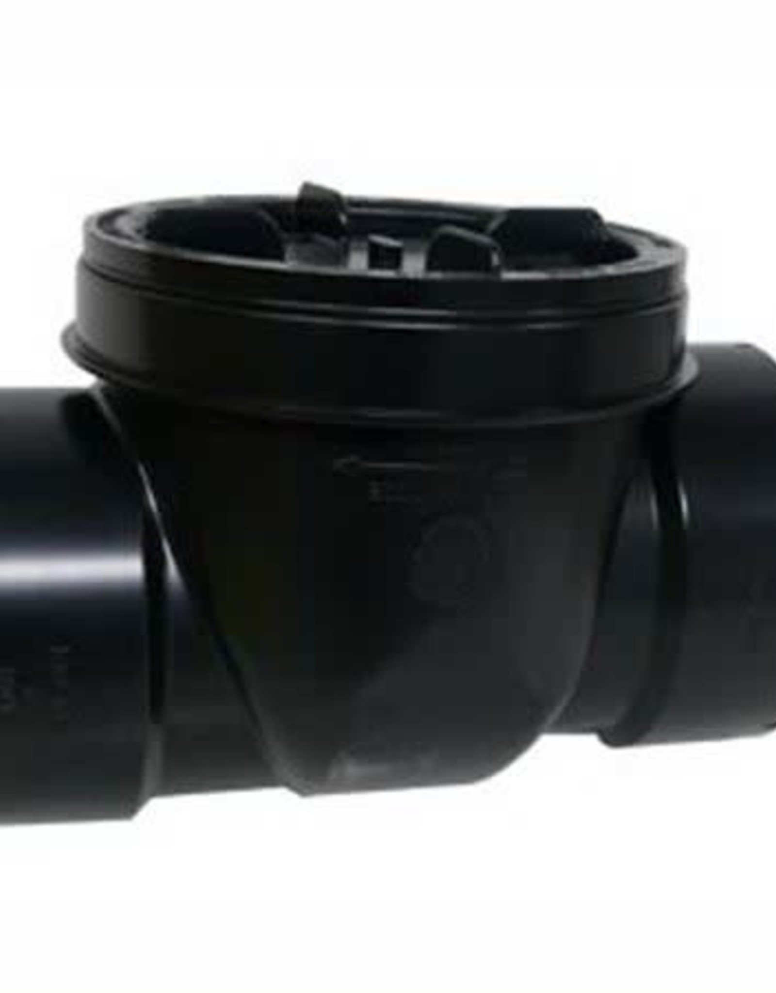 "Canplas 3"" Backwater Valve ABS"