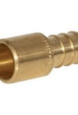 "1/2"" Pex Male Sweat- Brass"