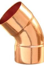 """1/2"""" Copper 45"""