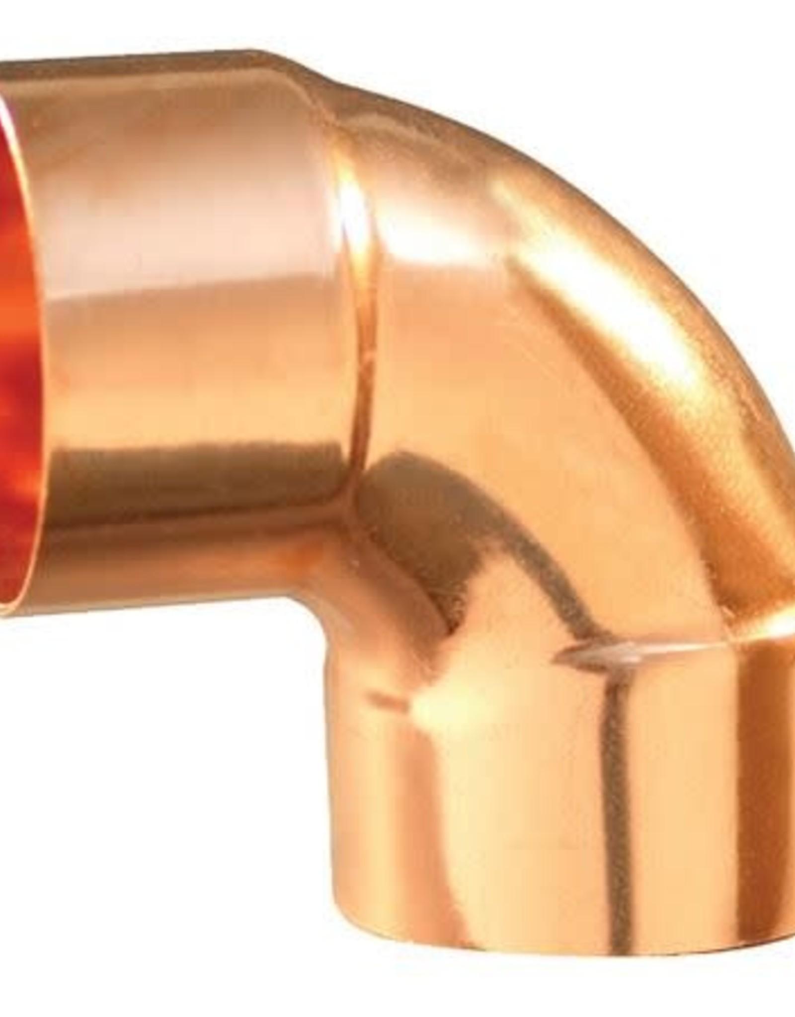 """2"""" Copper 90"""