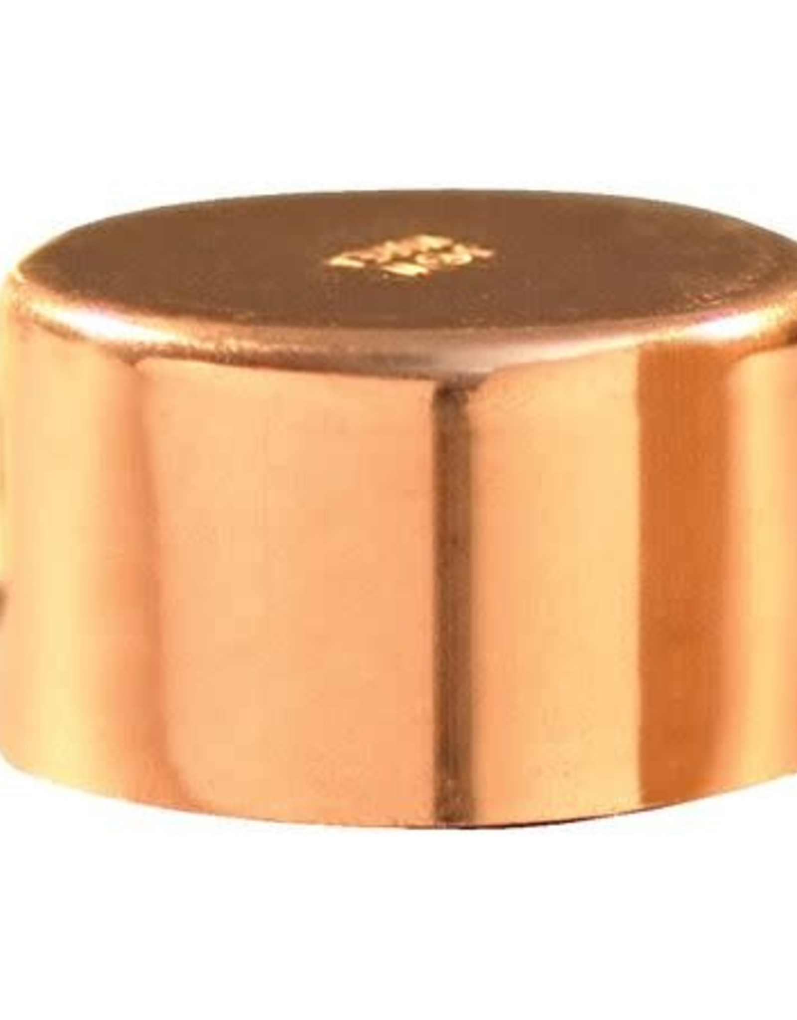 "3/4"" Copper Cap"