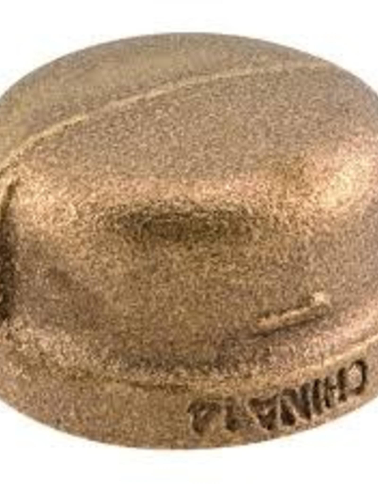 """3/4"""" Brass Cap"""