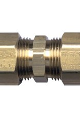 Master Plumber 342 Brass Compression Union  3/8 in  OD Tube