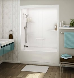 Maax Maax Allia 1-Piece Tub/Shower 60x32 RD