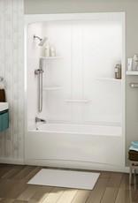Maax Allia 1-Piece Tub/Shower 60x32 LD