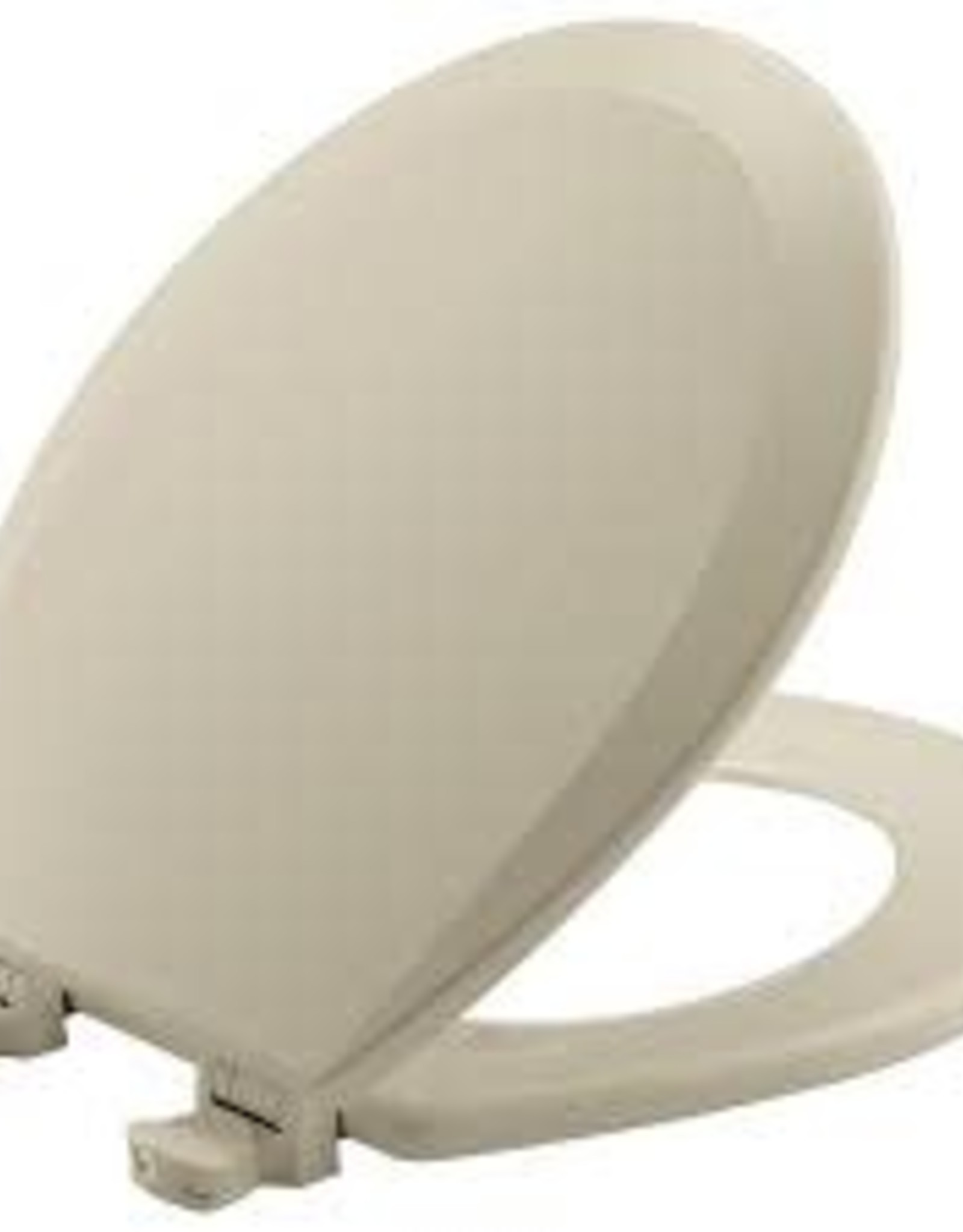 Bemis 730 Round Slow Close Toilet Seat- Biscuit