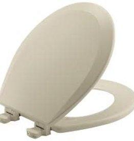 Bemis 730 Round Slow Close Toilet Seat- Bone