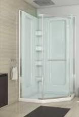 """Mirolin Mirolin Sorrento Neo Angle Corner Shower w Door 38"""""""