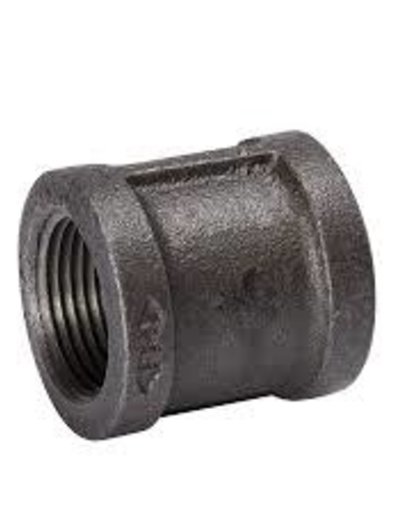 "1/2"" Black Iron Coupling"