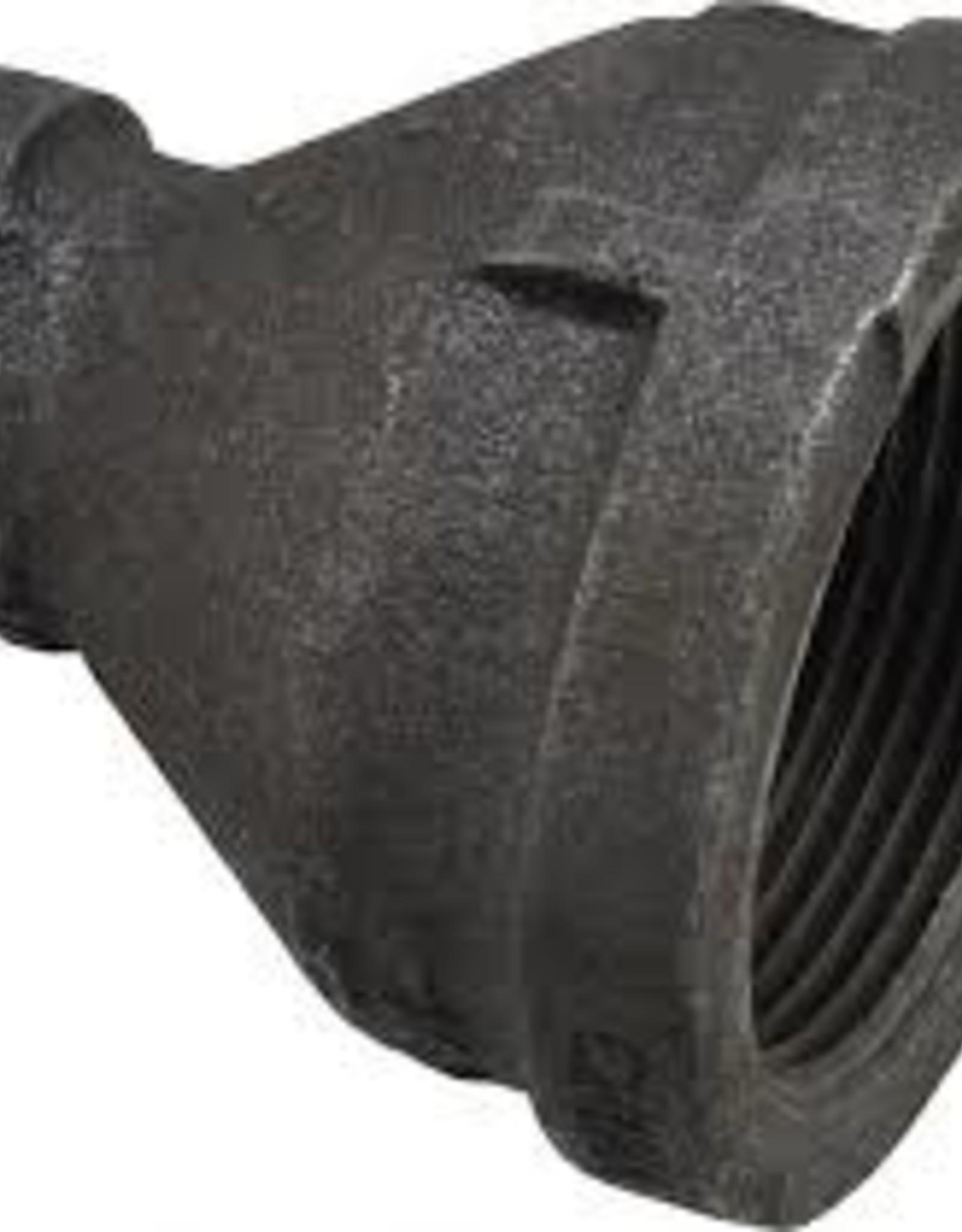 """1"""" x 1/2"""" Black Iron Reducing Coupling"""