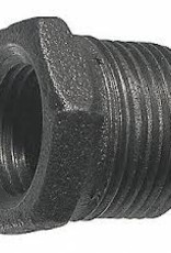 """1"""" x 3/4"""" Black Iron Bushing"""