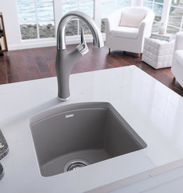Blanco Blanco Diamond Mini Granite Top/Undermount Bar Sink