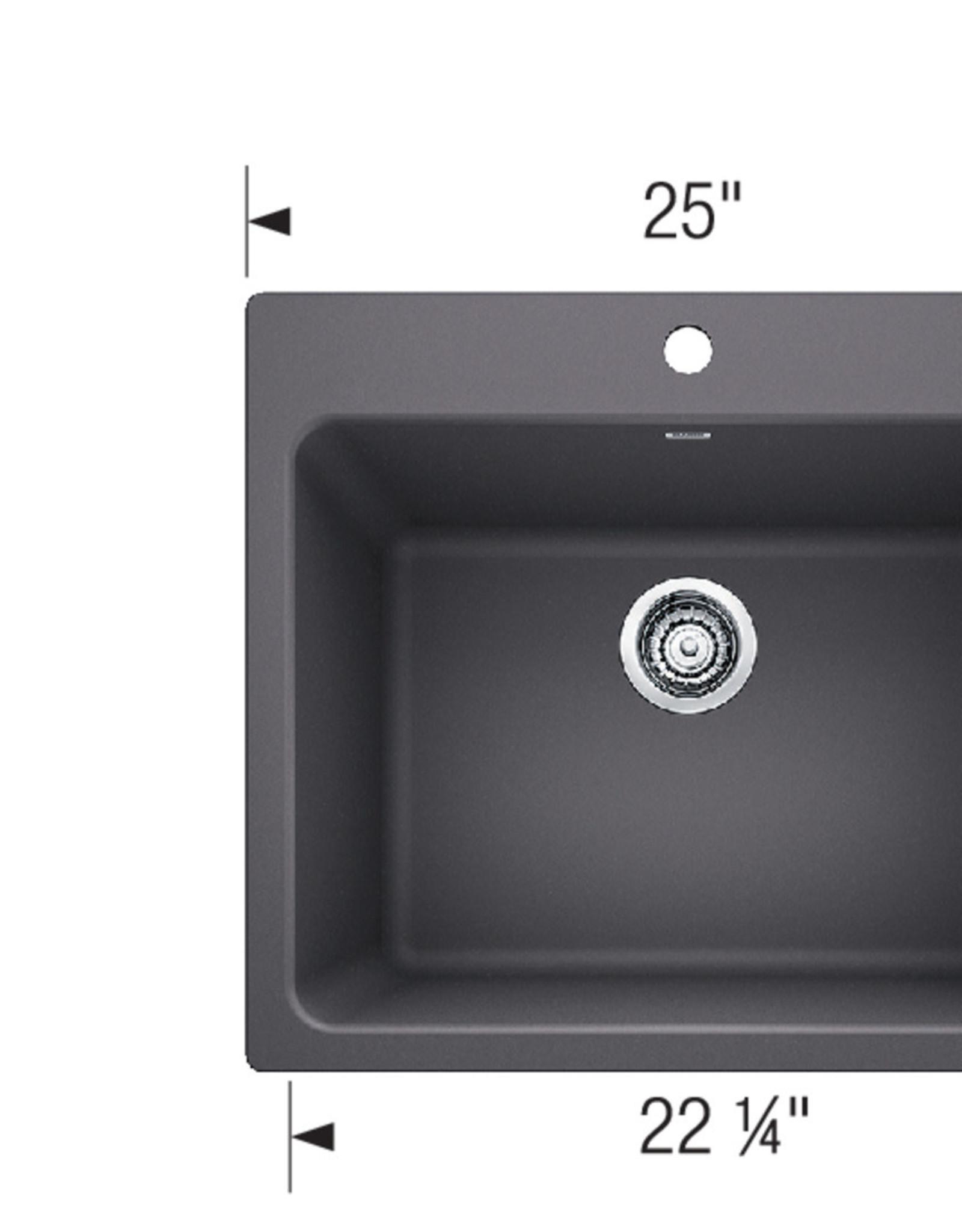 Blanco Blanco Liven Granite Laundry Sink