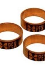 """3/4"""" Pex Crimp Ring- Copper 10-Pack"""