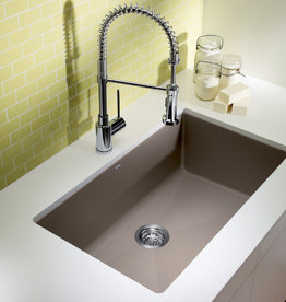 Blanco Blanco Precis U Super Single Granite Undermount Kitchen Sink