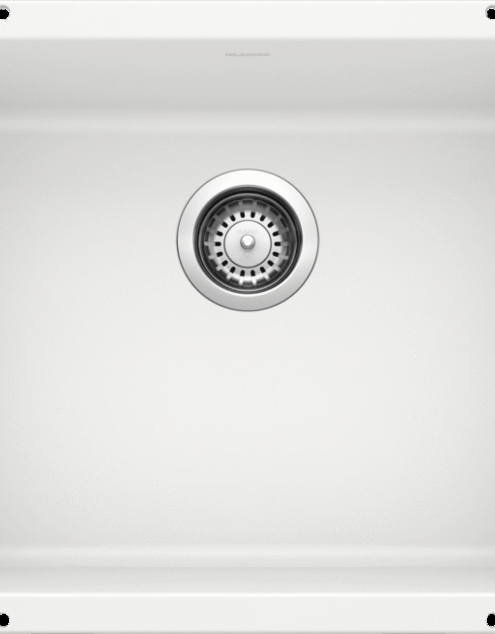 Blanco Blanco Precis U 1 Granite Undermount Kitchen Sink