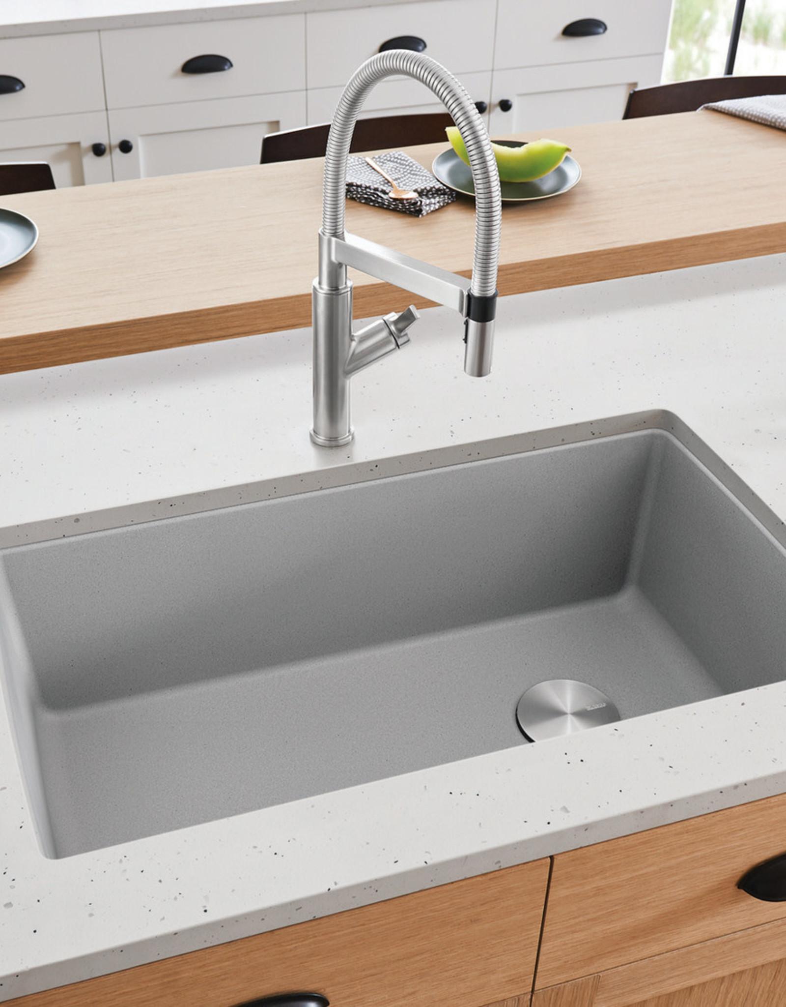 Blanco Blanco Diamond U Super Single Granite Granite Kitchen Sink