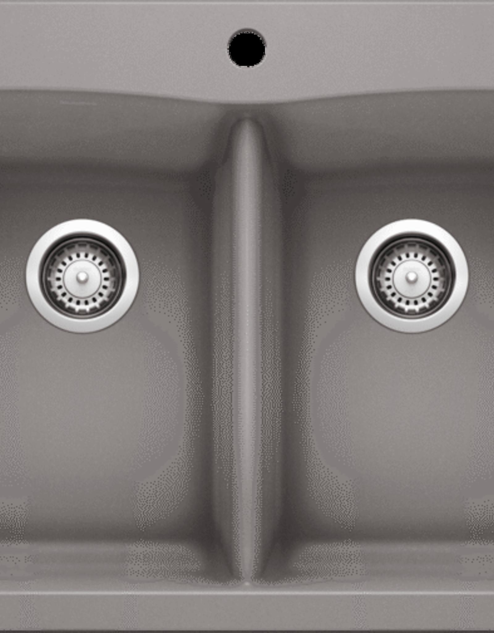 Blanco Blanco Diamond 210 Granite Drop-In Sink