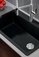 Blanco Blanco Diamond Super Single Granite Drop-In Kitchen Sink