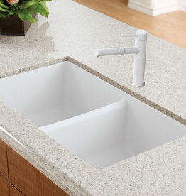 Blanco Blanco Horizon U 2 Granite Undermount Kitchen Sink