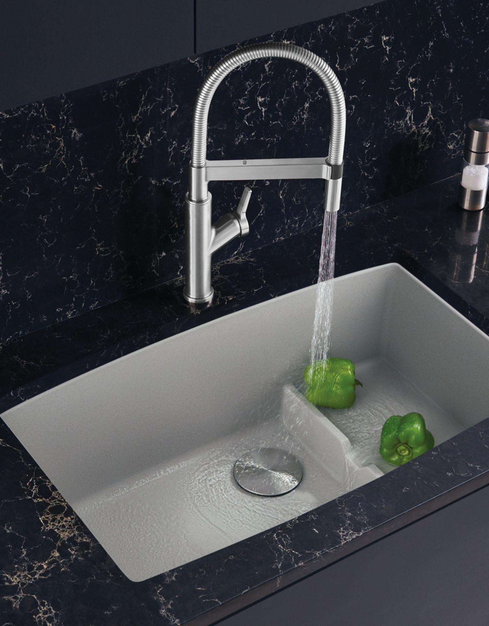 Blanco Blanco Performa Cascade Granite Undermount Kitchen Sink