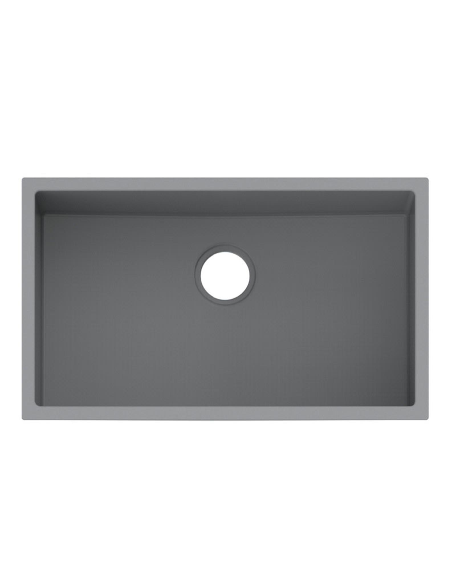 """Vogt Vogt Graz GS Vogranite Undermount Kitchen Sink 30"""" x 18"""" x 9"""""""