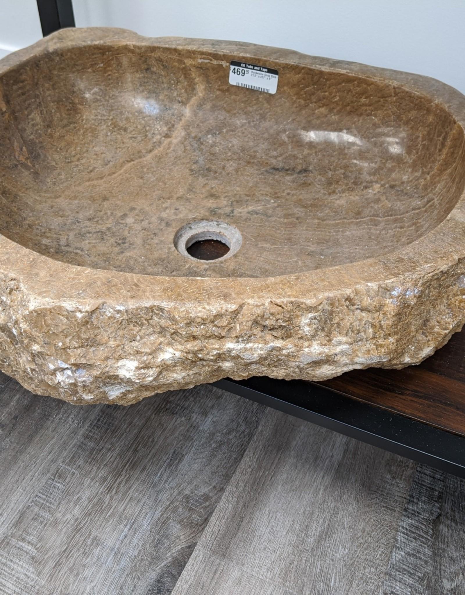 """Buckstone Onyx Sink- 20"""" x x17"""" x 6"""""""