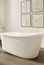 Fleurco Aria Operetta Freestanding Tub White
