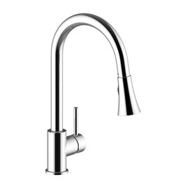 Vogt VOGT TRAUN C - KITCHEN FAUCET WITH 2-FUNCTION PULL-DOWN SPRAY