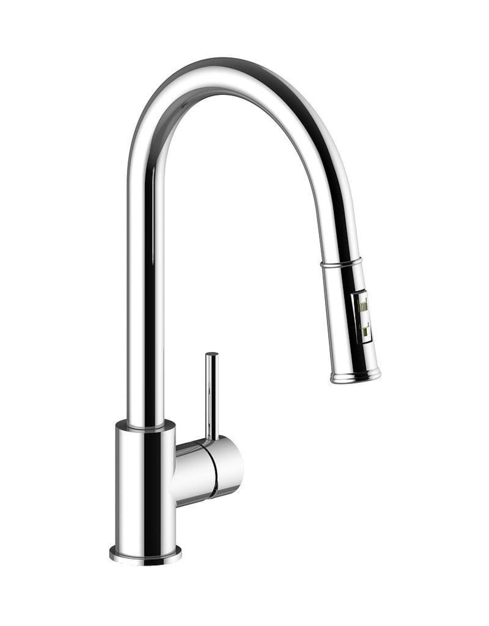 Vogt VOGT TRAUN D- KITCHEN FAUCET WITH 2-FUNCTION PULL-DOWN SPRAY
