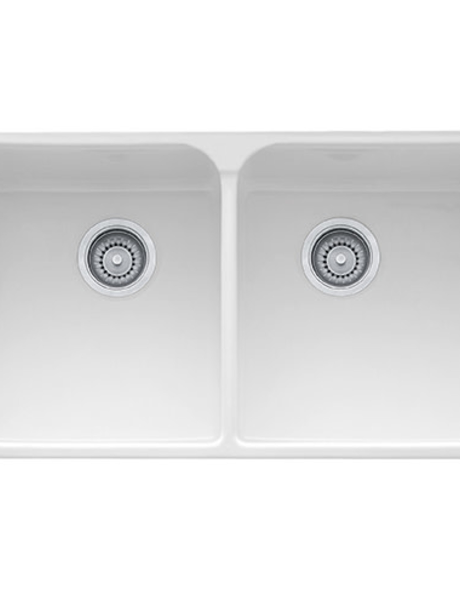 Franke MHK720-35WH Apron Front Undermount Fireclay White Sink
