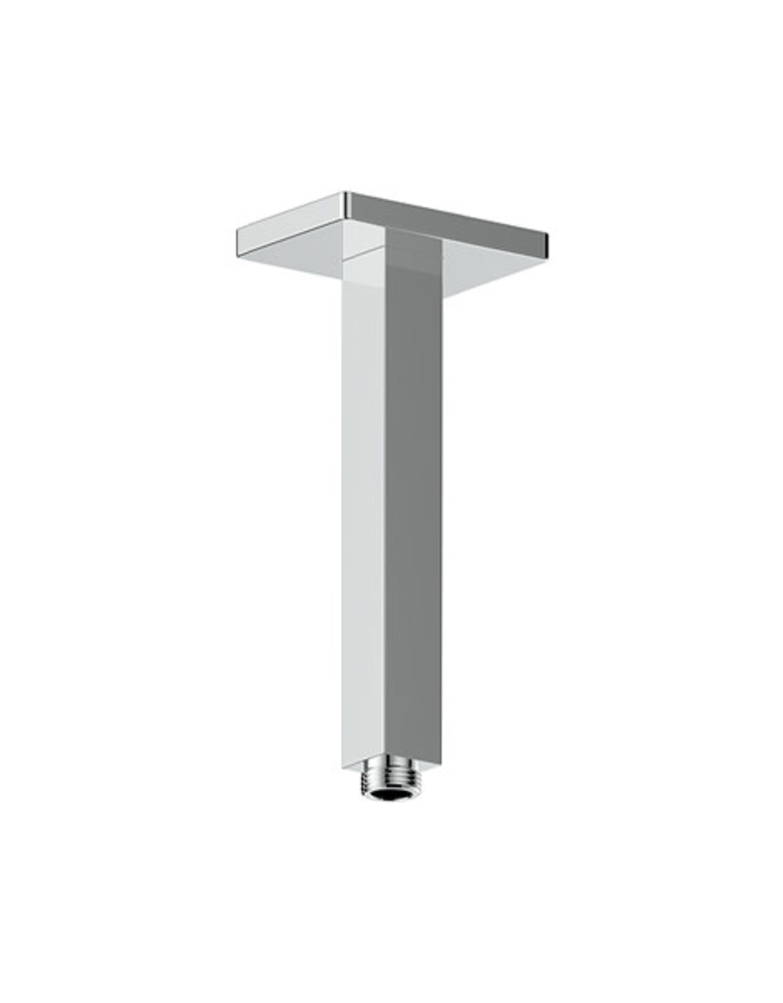 "Vogt 8"" Square Ceiling Mount Shower Arm- Chrome"