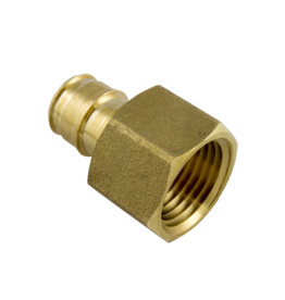 "1/2"" Cold Expansion FIP- Brass"