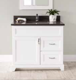 "Stonewood Classic 36"" Vanity, Top and Sink"