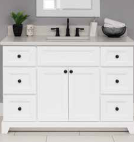 "Stonewood Classic 48"" Vanity, Top and Sink"
