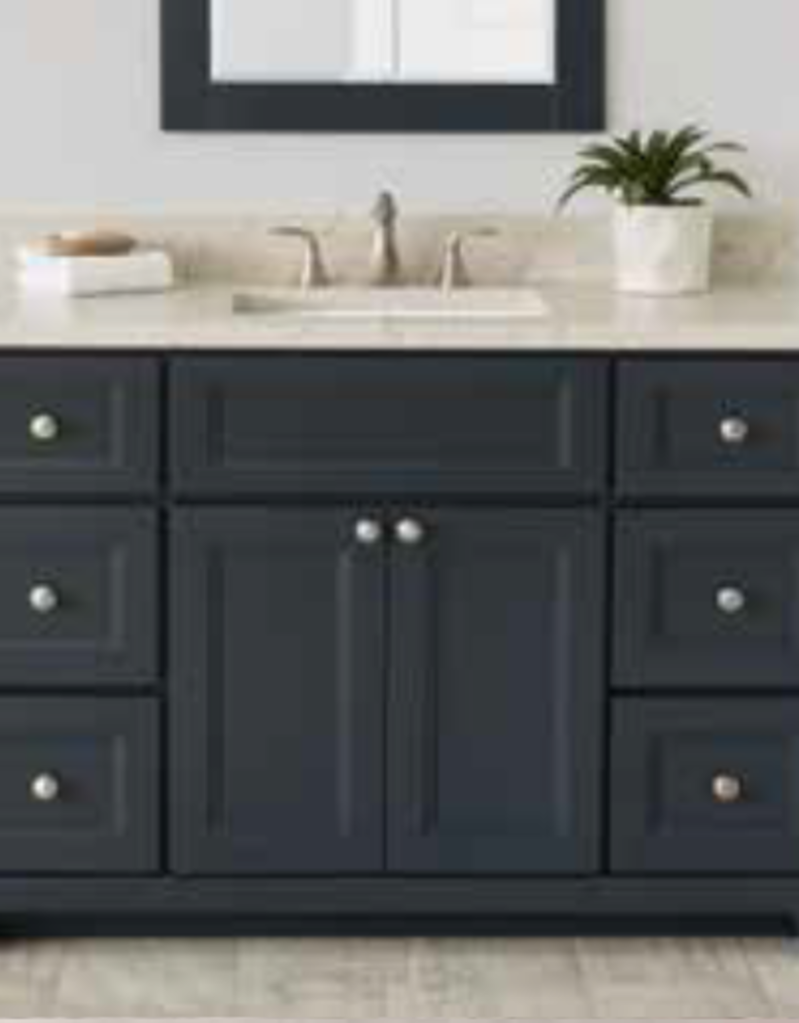 """Stonewood Classic 48"""" Vanity, Top and Sink"""