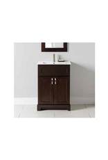 """Stonewood Classic 24"""" Vanity and Porcelain Sink"""