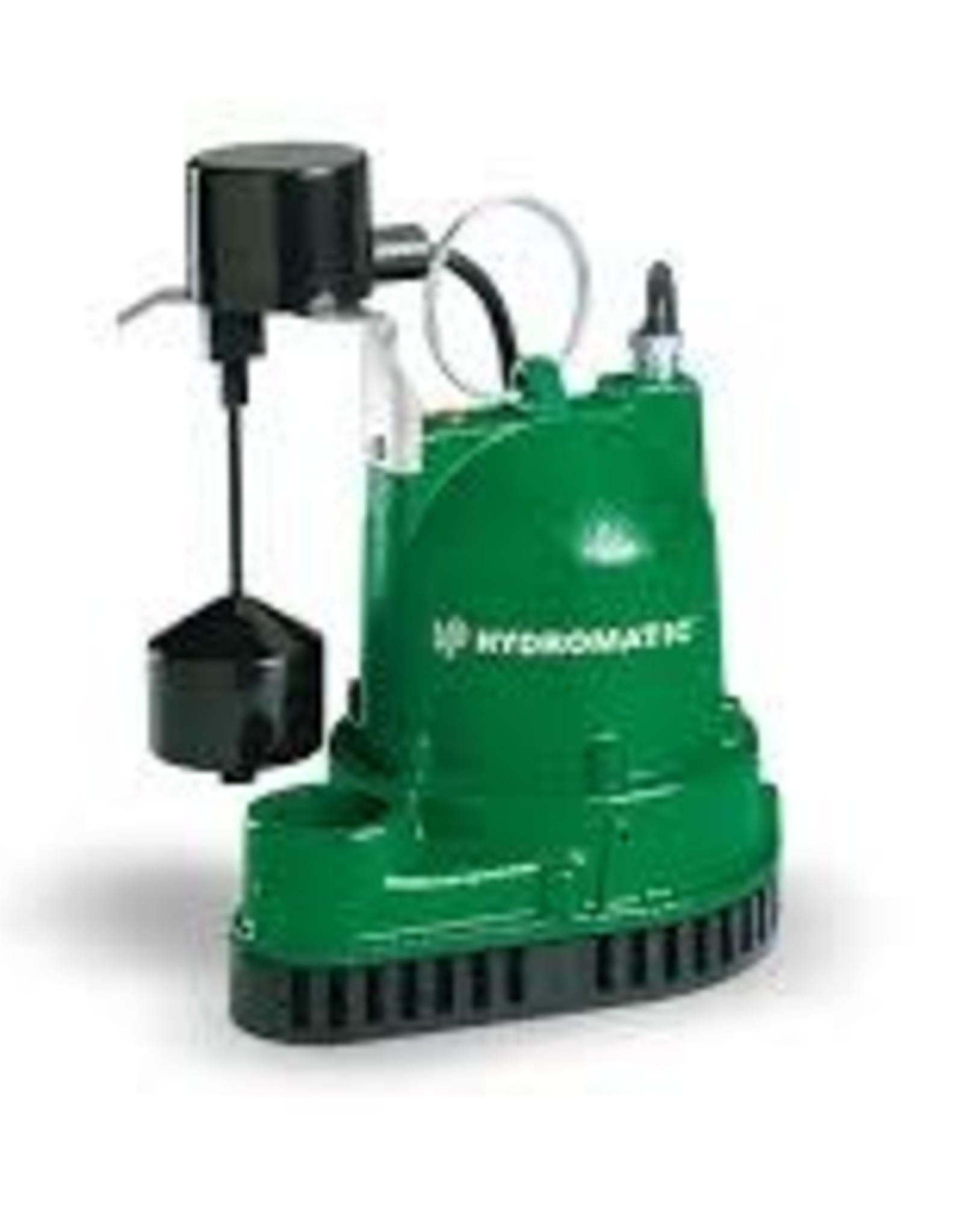Hydromatic Hydromatic VA1 1/3HP Sump Pump
