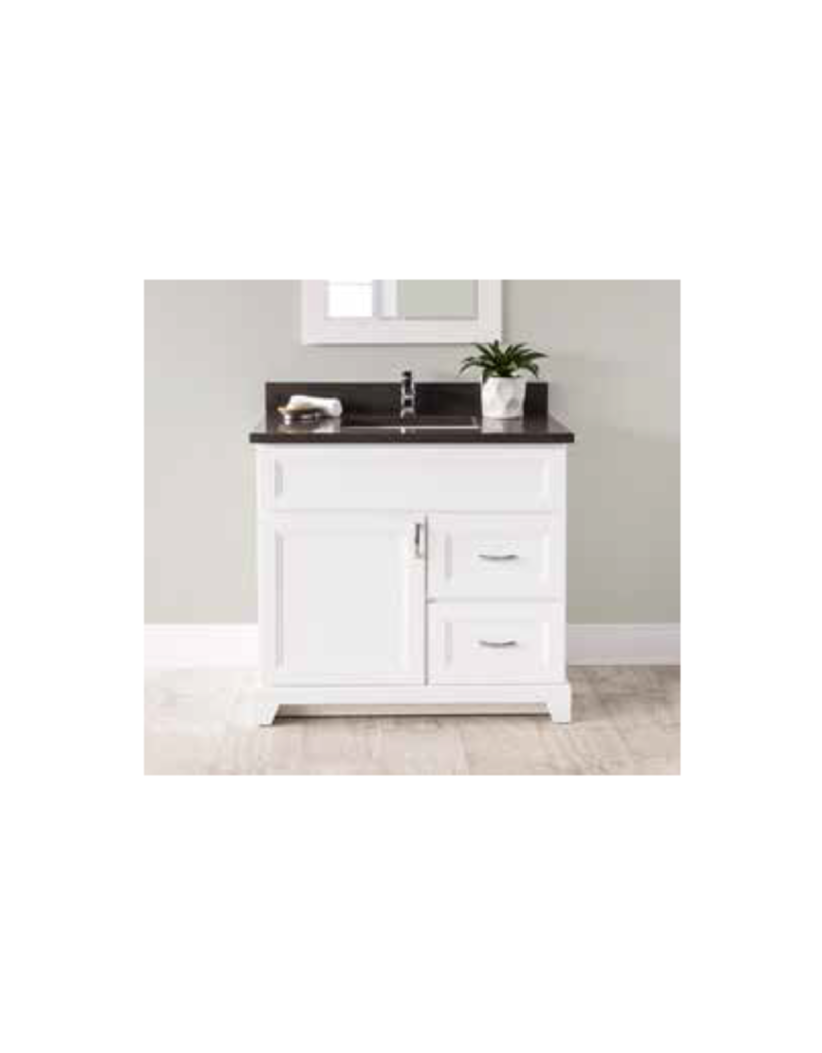 """Stonewood Classic 30"""" Vanity, Top and Sink"""