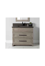 "Stonewood Classic 30"" Dresser Style Vanity, Top and Sink"