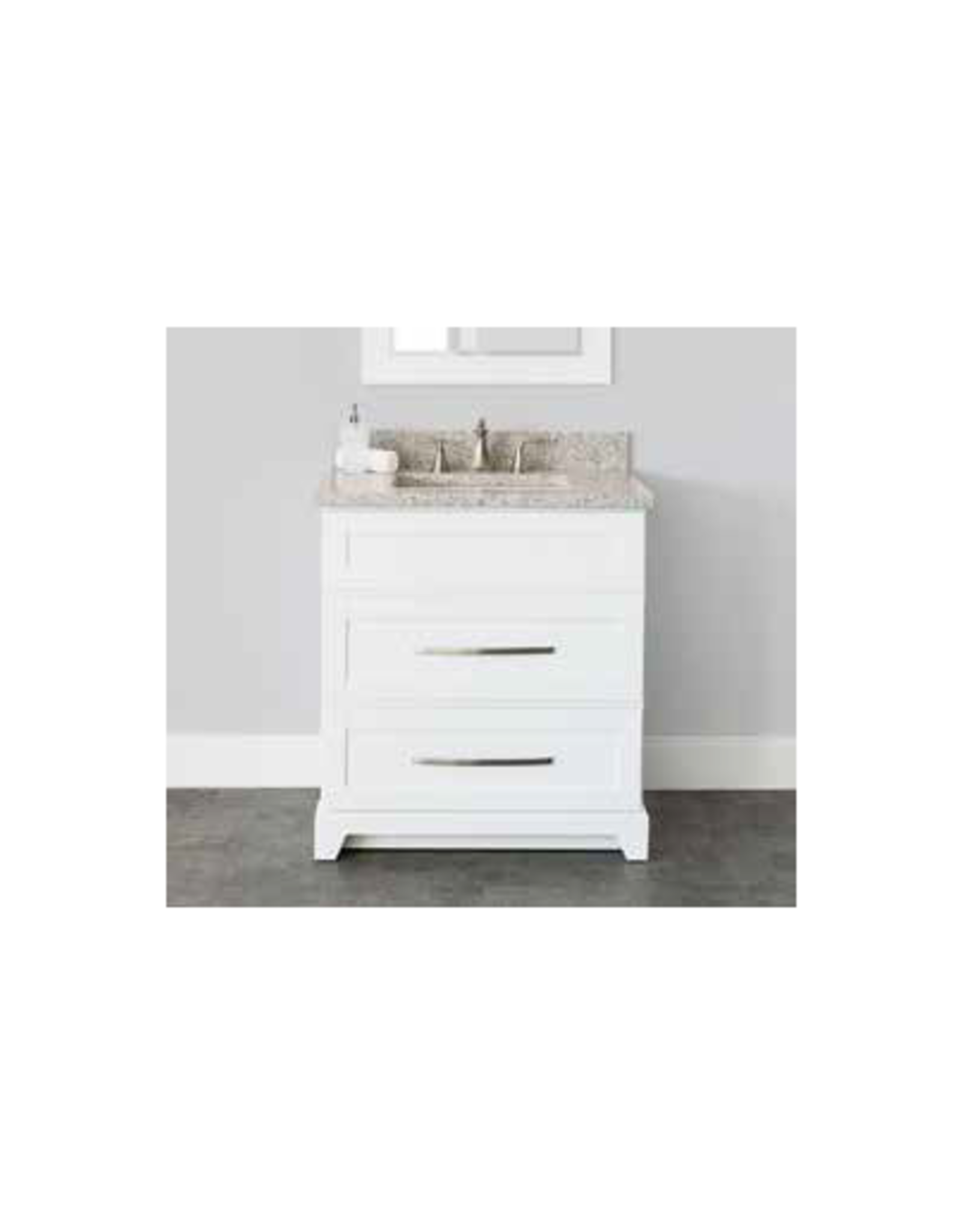 """Stonewood Classic 36"""" Dresser Style Vanity, Top and Sink"""