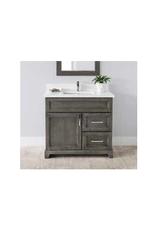 "Stonewood Premium 36"" Vanity, Top and Sink"