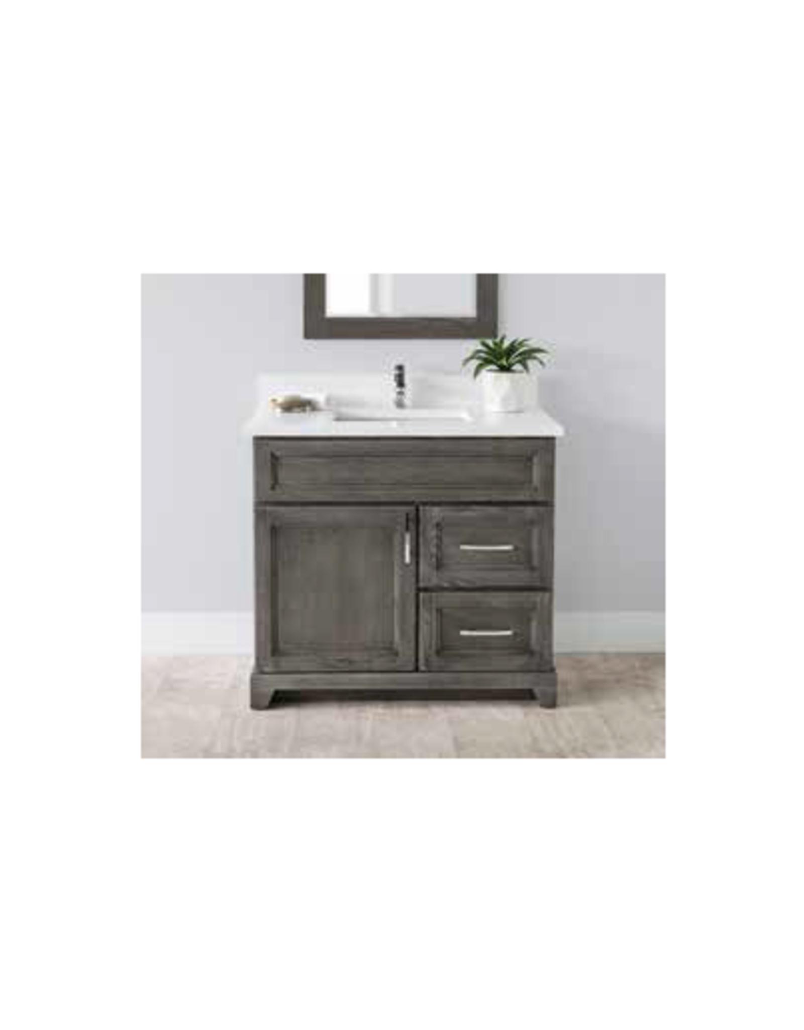 "Stonewood Premium 30"" Vanity, Top and Sink"