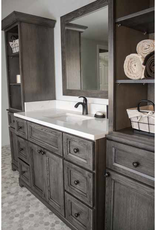 "Stonewood Premium 48"" Vanity, Top and Sink"