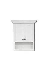 Stonewood Classic Bath Storage Cabinet (OTJ)