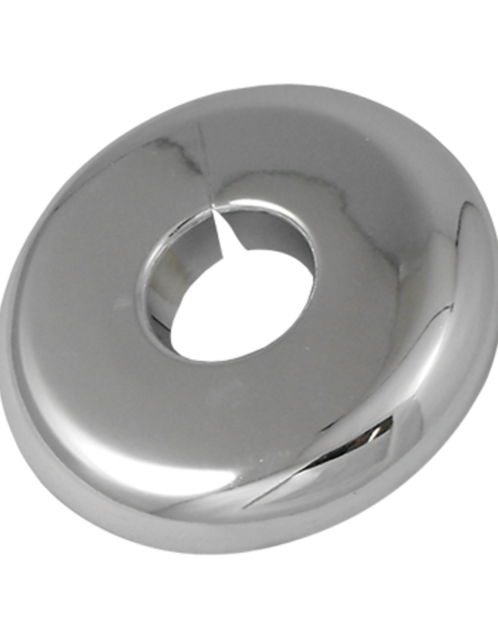 "1-1/2"" Chrome Split Escutcheon"