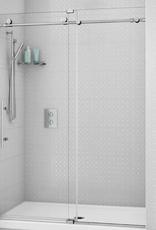 """Fleurco Fleurco K2 In-Line 48"""" Sliding Door with Fixed Panel"""